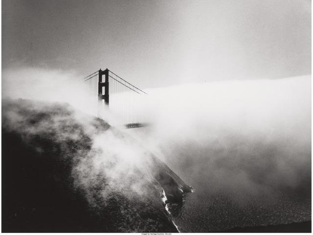 Minor White, 'Golden Gate Bridge', 1959, Heritage Auctions