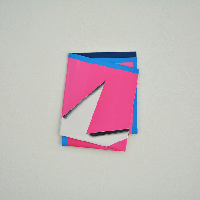 Miguel Angel Cardenal, 'Composition', 2019, Painting, Acrylic on canvas, RoFa Projects