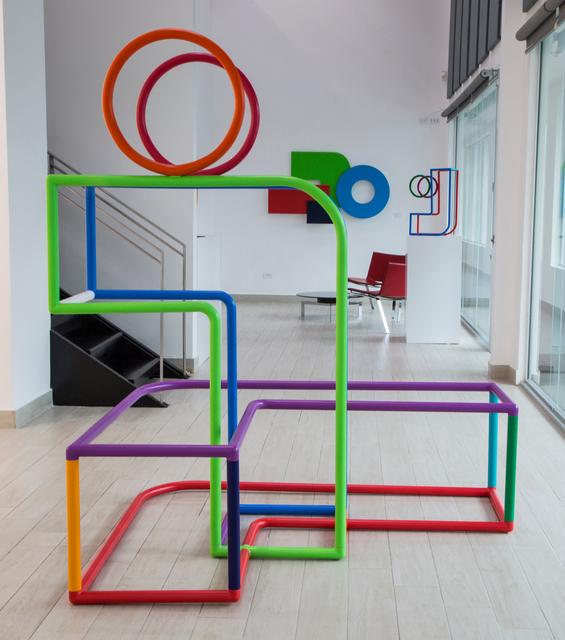 , 'Construcción Lineal 20,' 2017, Marion Gallery