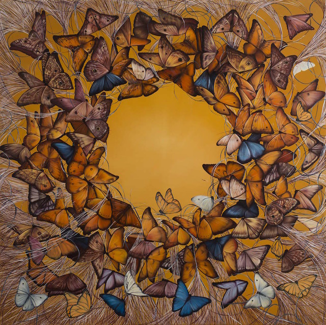 , 'Circadian Clock,' 2016, Susan Eley Fine Art
