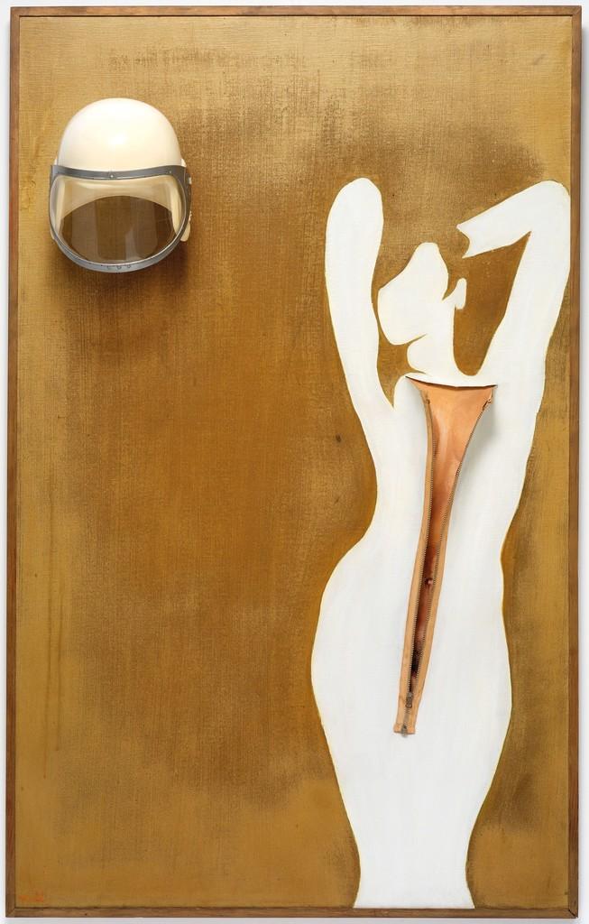 Evelyne Axell, 'Valentine,' 1966, Tate Modern