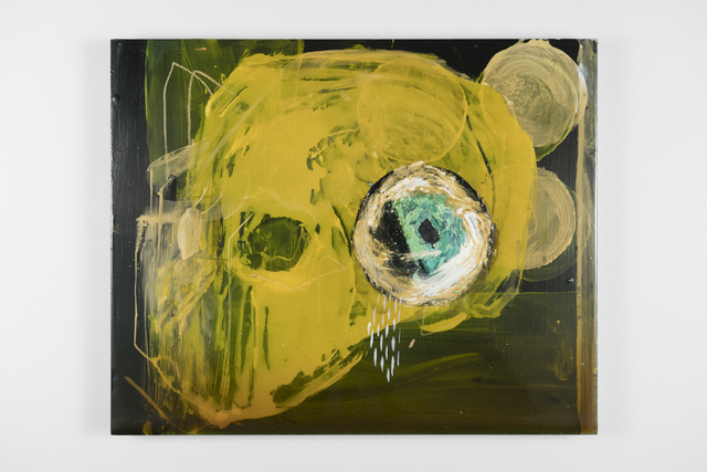 , 'HEARING HEAD,' 2017, Anthony Meier Fine Arts