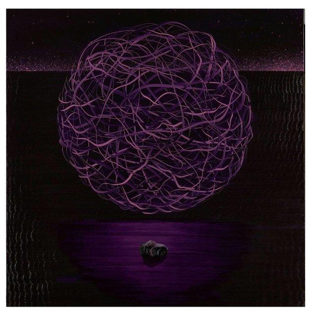 , '尋思 Seeking the thought ,' 2016, BO ART GALLERY