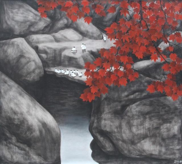, '秋水伊人Autumn By The Water (Limited print),' , Art WeMe Contemporary Gallery