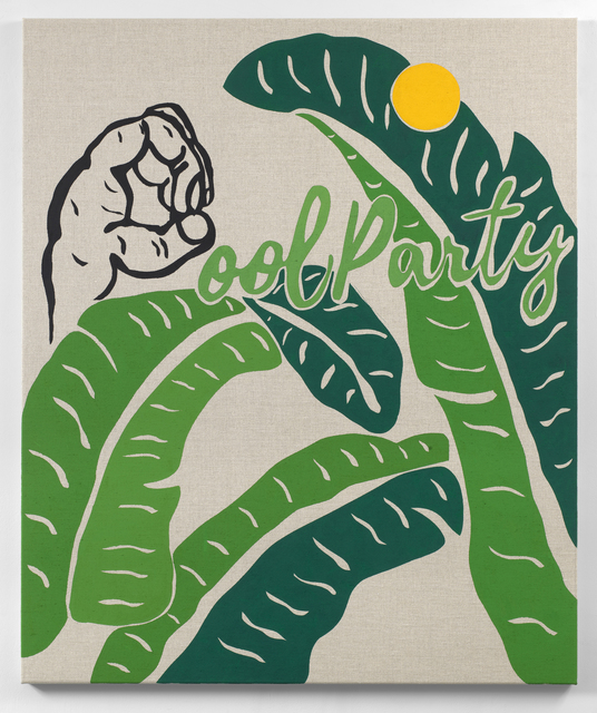 , 'Untitled (P),' 2018, Simon Lee Gallery