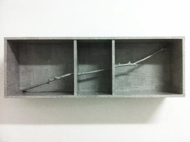 , 'Cross the lie,' 2014, Galerie Liusa Wang