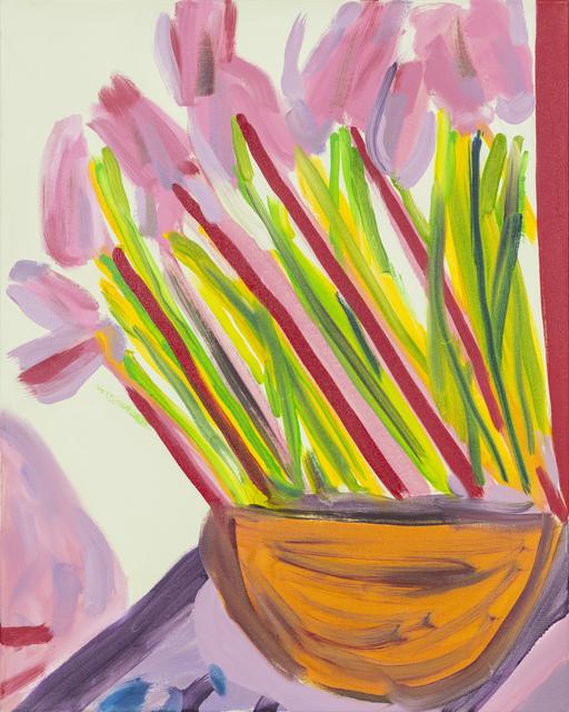 , 'Studio Flowers #47,' 2016, JGM Gallery
