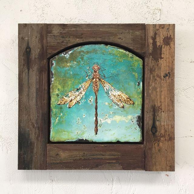 , 'Dragonfly Arch,' 2016, Diehl Gallery