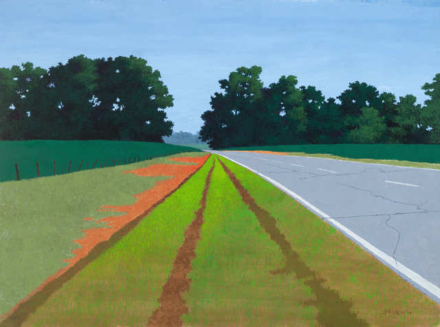 , 'Early Spring on the Trace,' 2012, Mac-Gryder Gallery