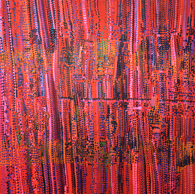 , 'Hand Knife,' 2017, Conduit Gallery