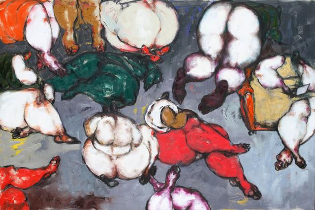 , 'Languishing,' 2017, Sapar Contemporary
