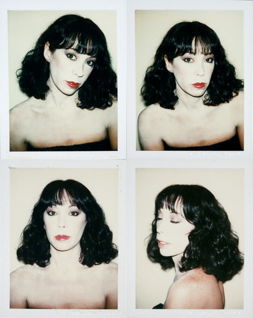 Andy Warhol, 'untitled (Janet Villella)', 1979, Photography, 12 Polacolor Type 108, Neuberger Museum of Art