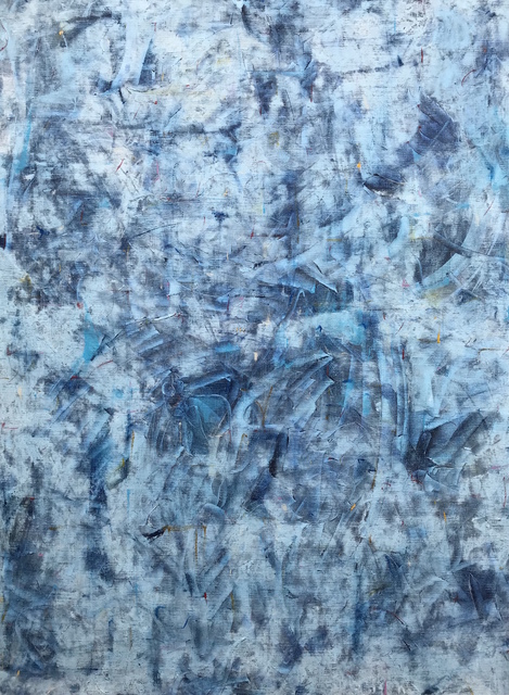 , 'Azul,' 2018, ENCANT