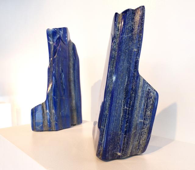 , 'Lapis Lazuli towers ,' , Cinnabar