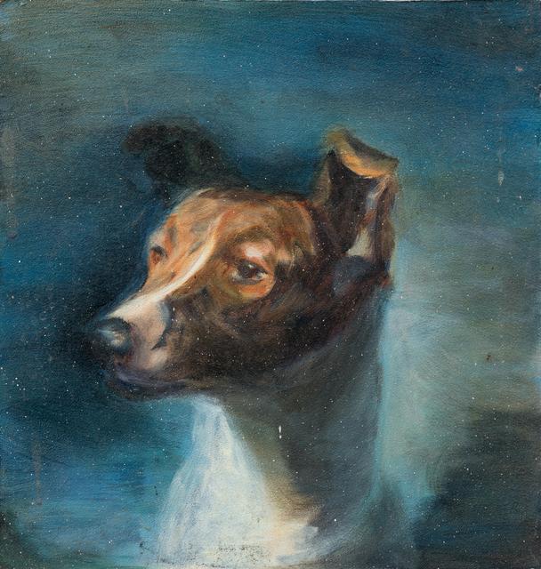 , 'Laika (study),' 2002, Rosamund Felsen Gallery