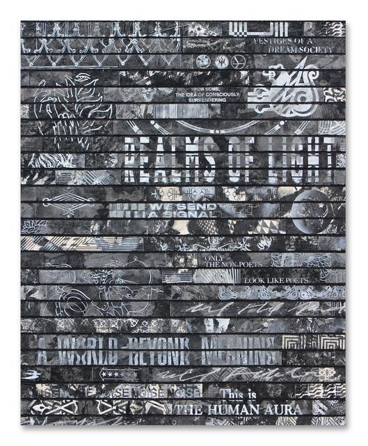 , 'Bhavanga 20,' 2018, Galerie LeRoyer