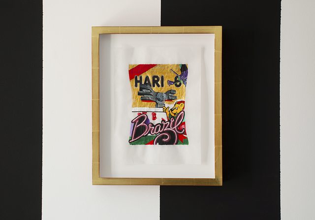 Carly Mark, 'Gold Bear (Brazil)', 2016, Dio Horia