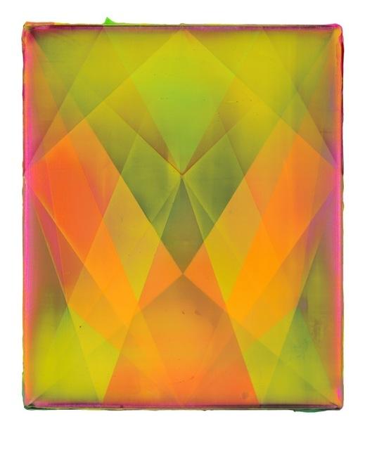 , 'Rhombus (Sun),' 2013, Jessica Silverman Gallery