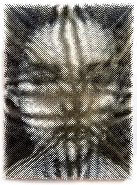 Maxim Wakultschik, 'Optical Portrait Louisa', ca. 2017, Bruno Art Group