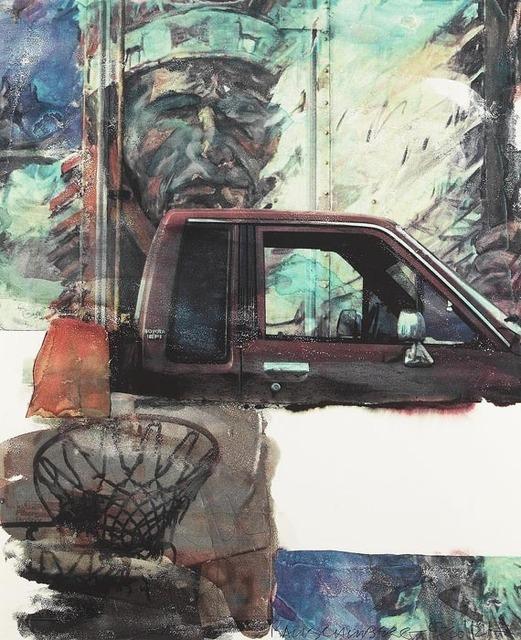 Robert Rauschenberg, 'American Indian', 2000, Bruce Lurie Gallery