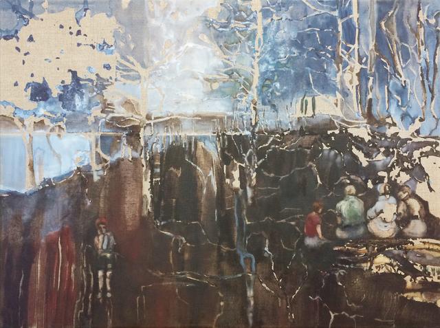Helena Wyss-Scheffler, 'Warte eine Stunde', 2017, Galerie SOON