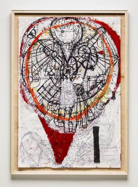 , 'Untitled (Bird Head),' 1999-2004, Simone DeSousa Gallery