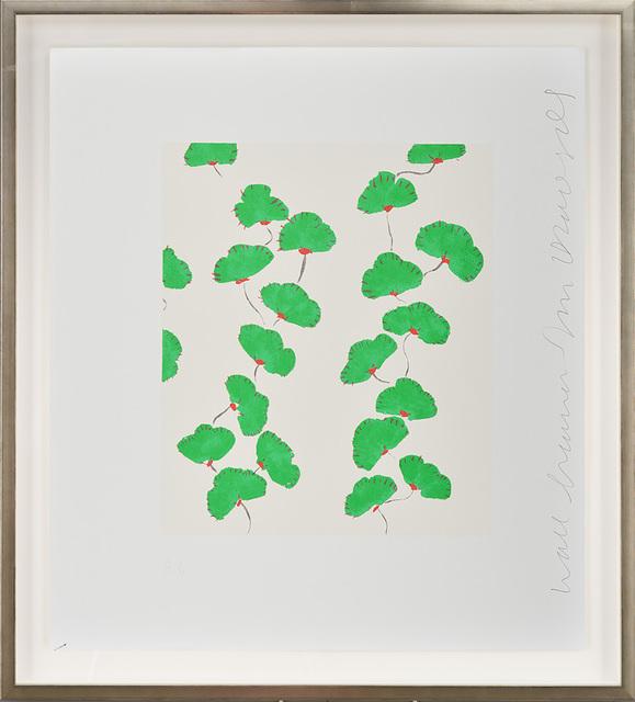 , 'Wallflowers IV,' , Merritt Gallery