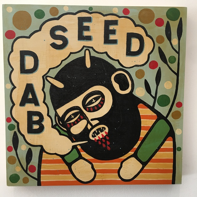 "Mike Egan, '""Momma Always Said That I'd Be A Bad Seed""', ca. 2016, Parlor Gallery"