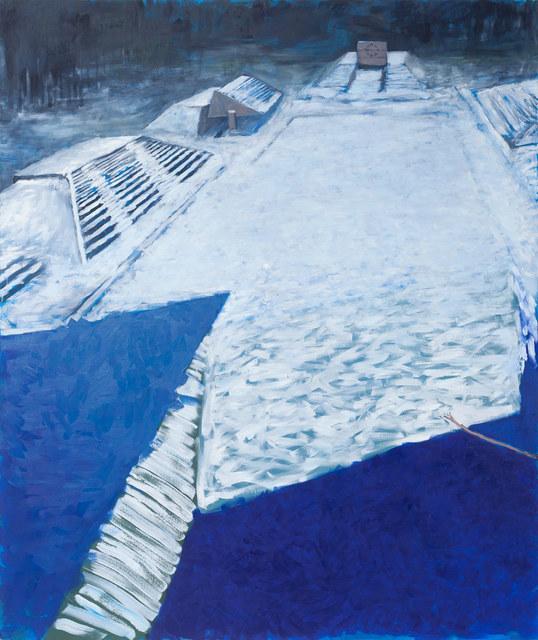 , 'Pirámides III,' 2017, 80M2 Livia Benavides