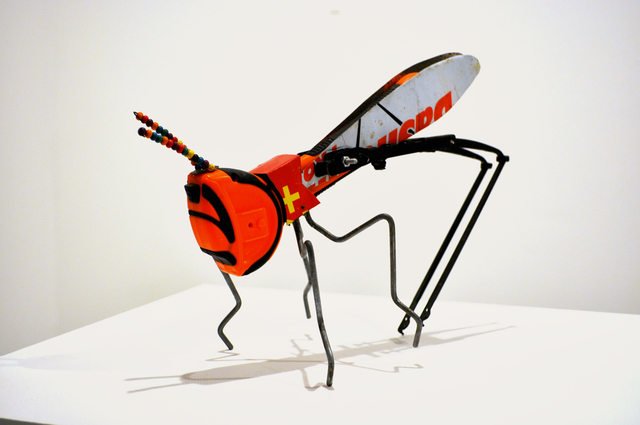 , 'Grasshopper,' 2016, Maddox Arts