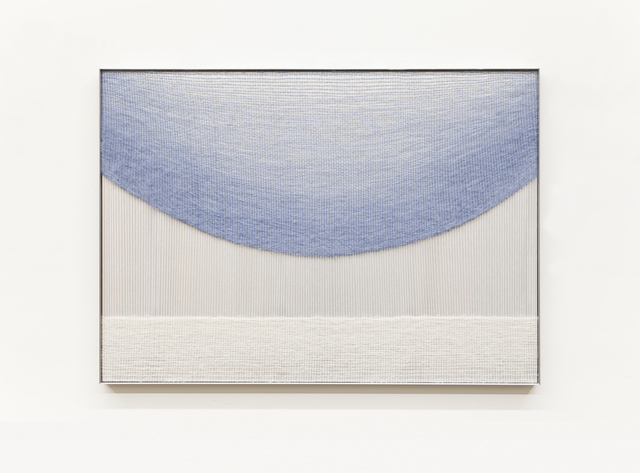 Mimi Jung, 'Pale Blue Ellipse and White Rectangle', 2019, Carvalho Park
