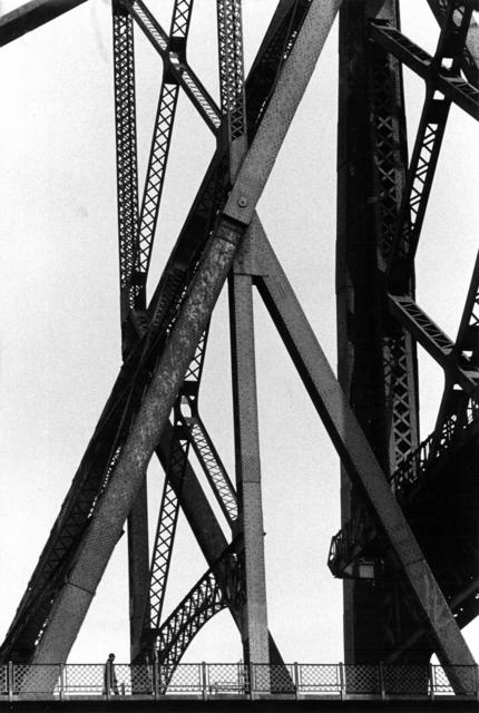 , 'New York . Williamsburg Bridge,' 1985, Fils Fine Arts