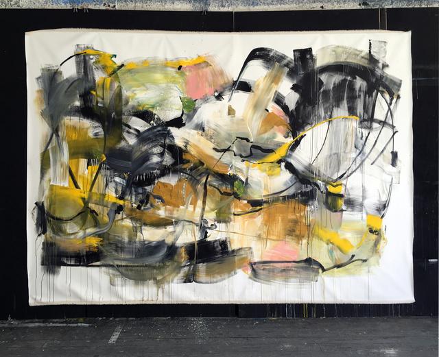 Vicky Barranguet, 'True love', 2016, Painting, Acrylic on canvas, McCaig-Welles