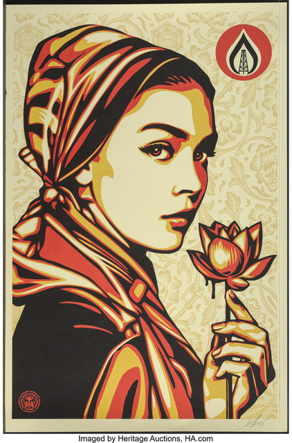 Shepard Fairey (OBEY), 'Natural Springs', 2017, Heritage Auctions