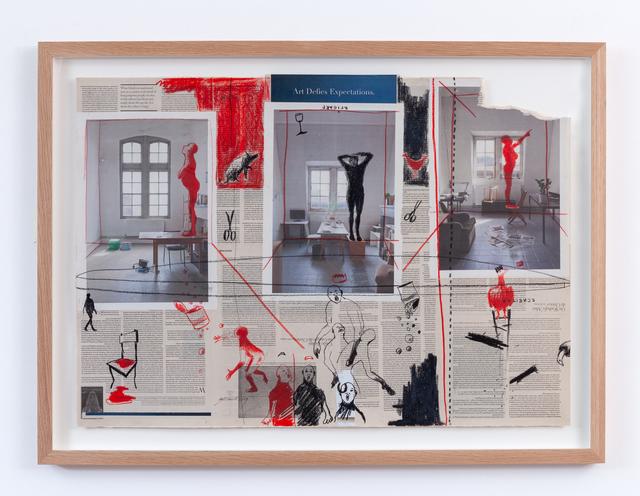 , 'Solitude (2),' 2019, Galerie Nathalie Obadia