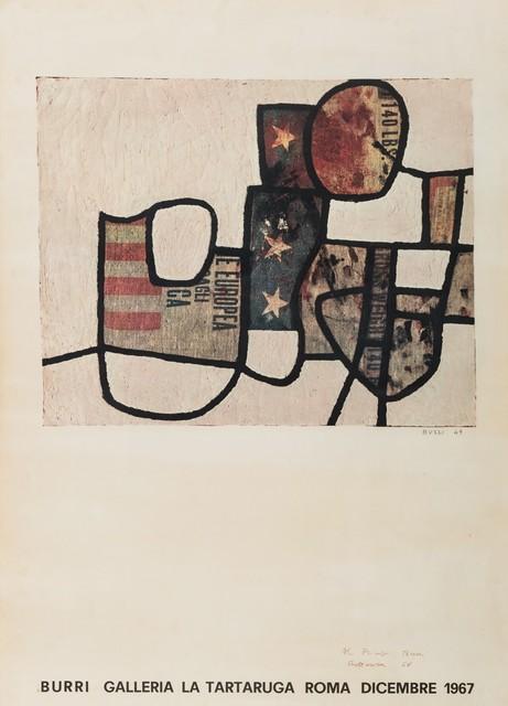 Alberto Burri, 'Burri', 1967, Finarte