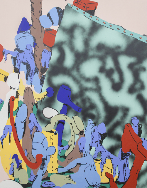 , 'Keith Haring,' 2014, Ruttkowski;68