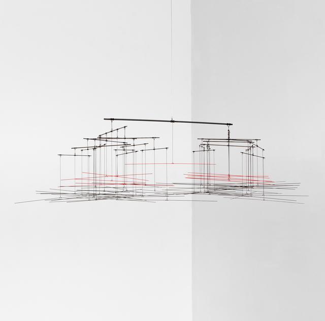 , 'Skulptur 21:34,' 2015, Mario Mauroner Contemporary Art Salzburg-Vienna