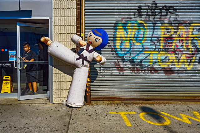David Stock, 'Karate, Jackson Heights', 2015, 440 Gallery