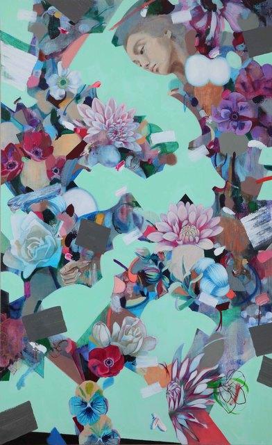 Ogino Yuna, 'p-101120_1', 2020, Painting, Oil on canvas, Mizuma Art Gallery