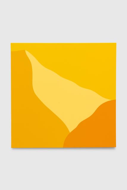 , 'Yellow #001,' 2019, Brannan Mason Gallery