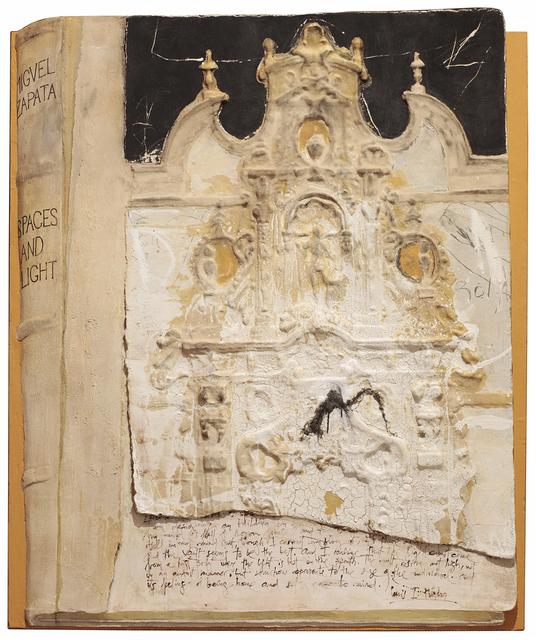 , 'Book II,' 2009, Valley House Gallery & Sculpture Garden