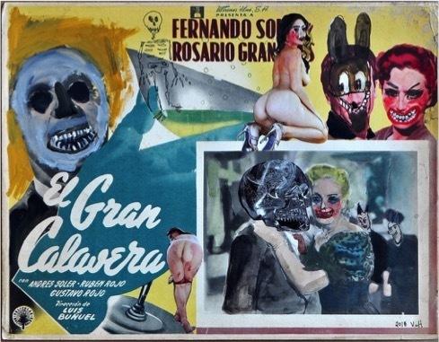 , 'El gran calavera ,' 2018, NM Contemporáneo