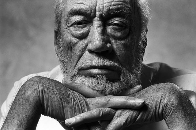 Norman Seeff, 'John Huston ', 1985, Fahey/Klein Gallery