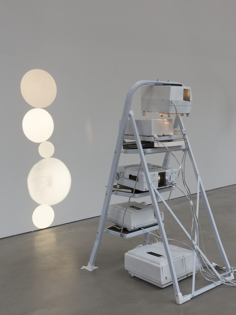 , 'Fünf Monde,' 2015, Galerie Thomas Schulte