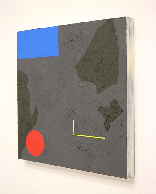 , 'Double Issue,' 2018, Halsey McKay Gallery