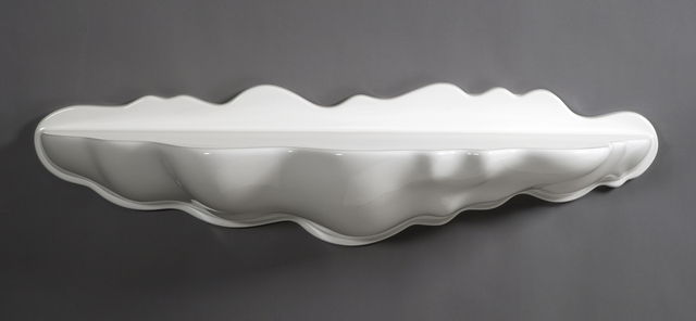 ", '""The White Edition"" Molar Group Cloud shelf,' 2012, R & Company"
