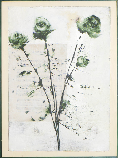 , 'Forever green roses,' 2016, Bluerider ART
