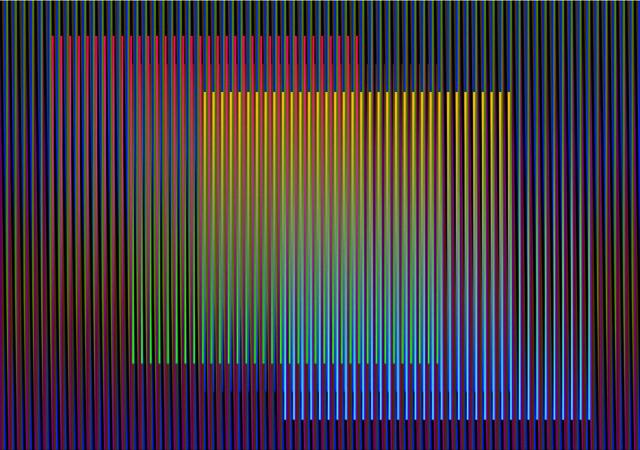 , 'Gráfica Color Aditivo Eduardo,' 2011, Marion Gallery