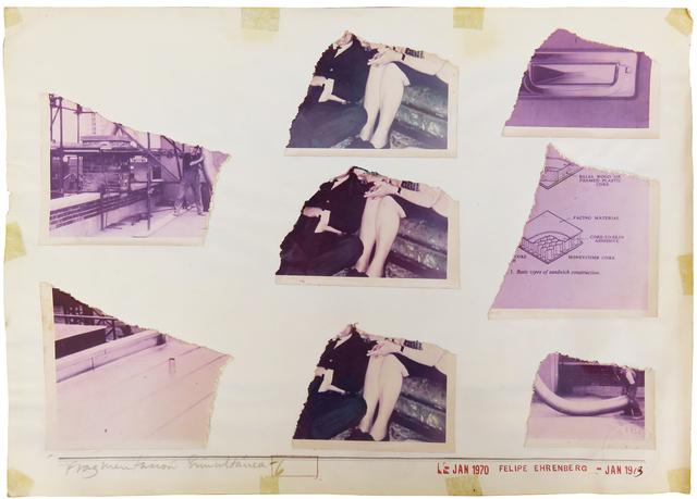 , 'Fragmentación simultánea #6,' 1973, Baró Galeria